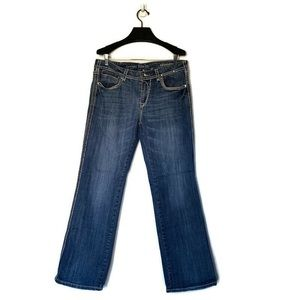 "Cowgirl Tuff Jeans Victory Cream 33""X 33"""